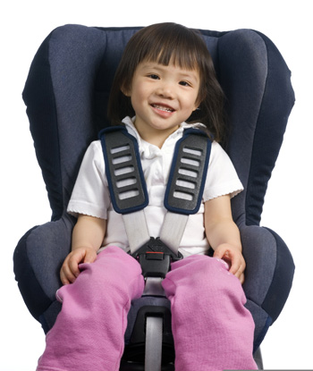 New Child Car Seat Recommendations from the AAP
