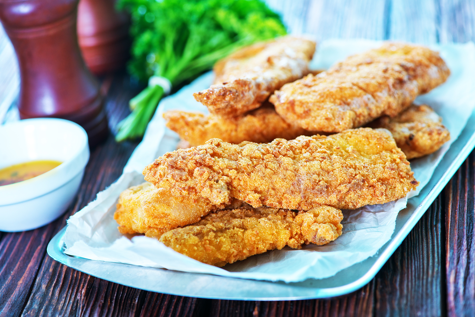 Healthy family dinner recipes deliciously fun fish sticks for Fish meal ideas