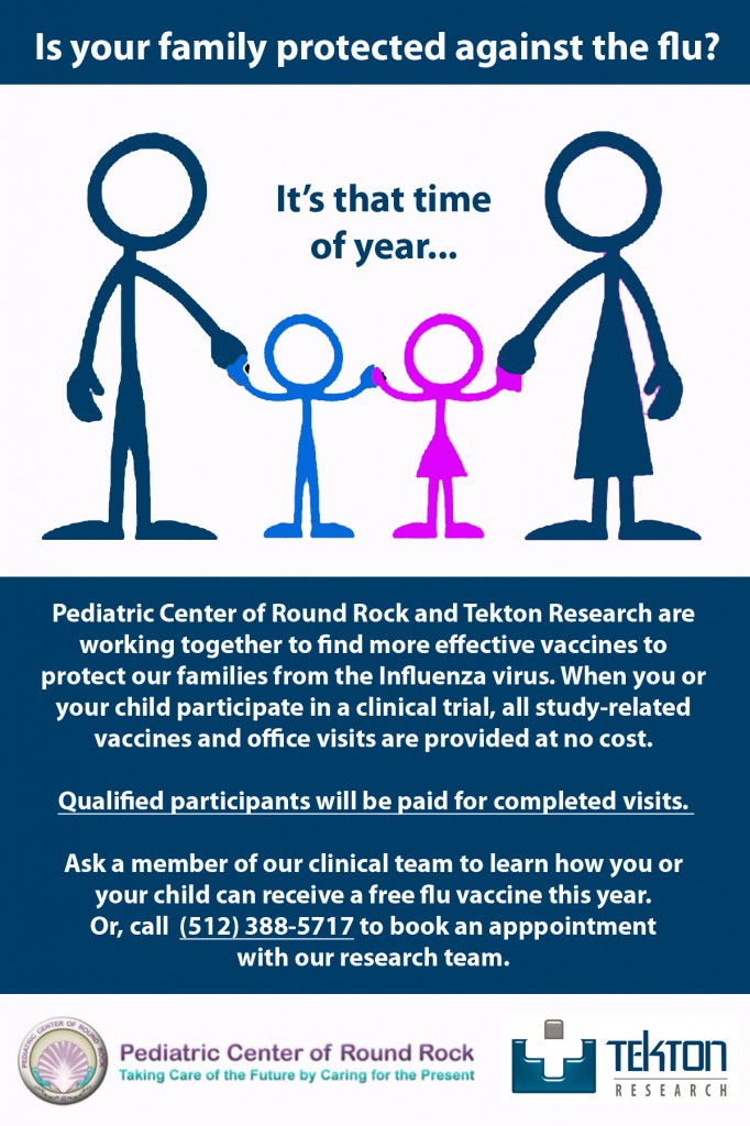 Tekton Research Flu Vaccine Study