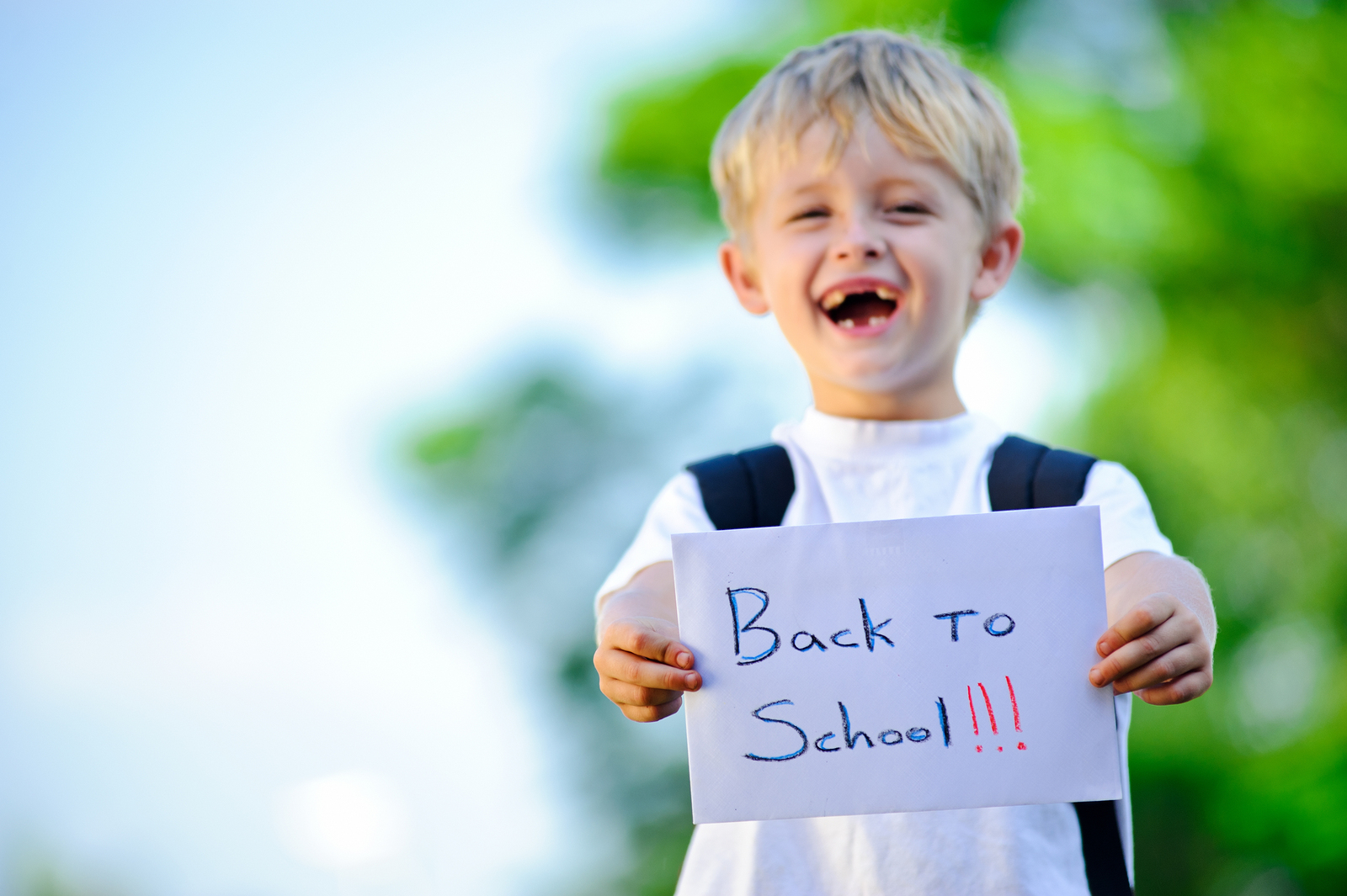 back to school check ups