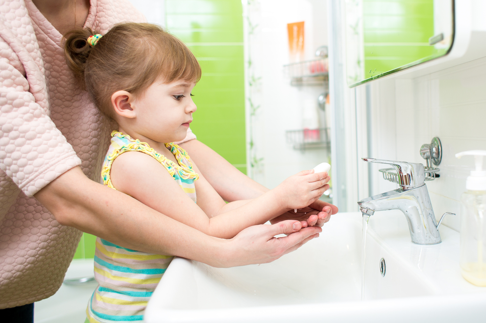 Hand Washing Tips
