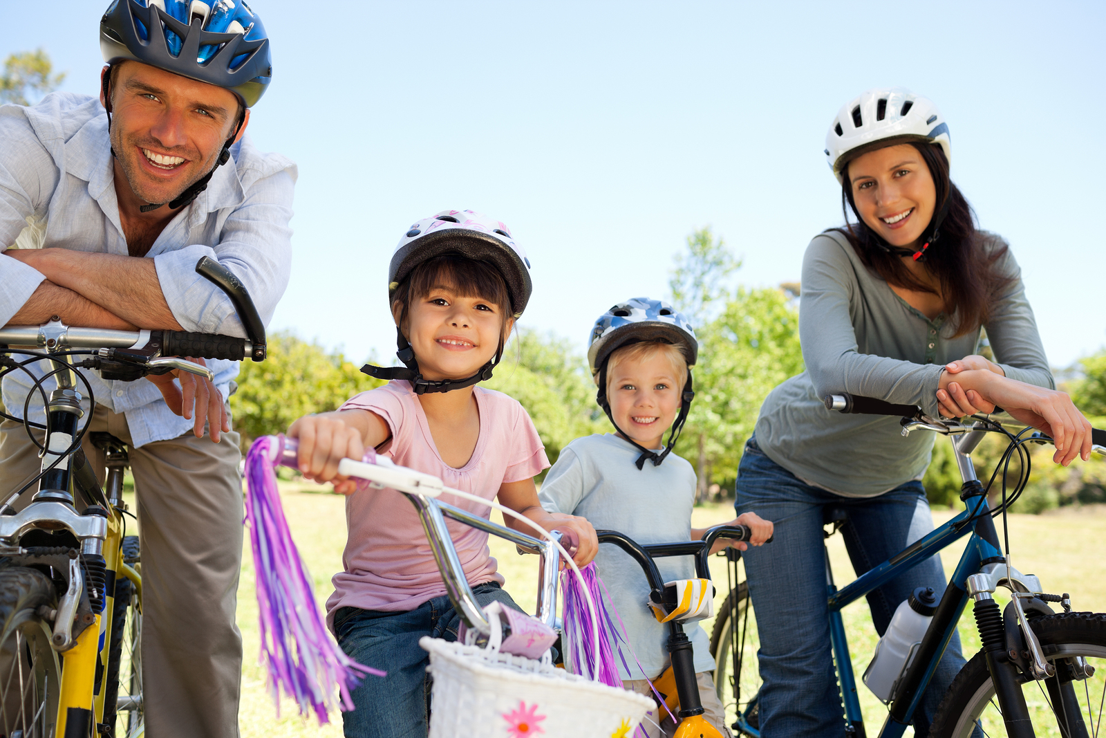 exercise tips for families