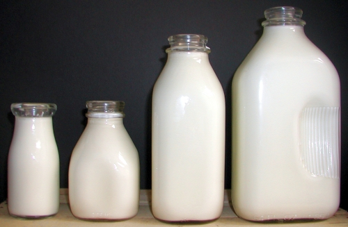 Babies and infants should not drink raw milk