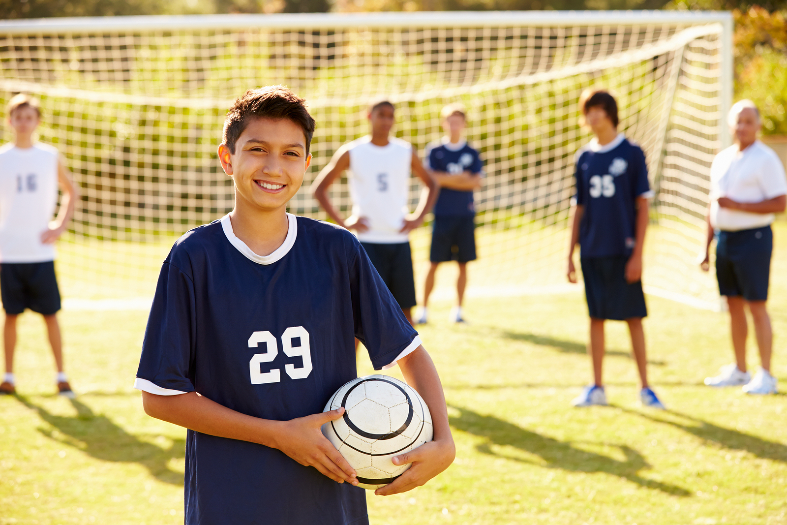 the benefits of school sports